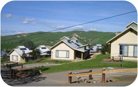 Camp Arroyo Cabins Rounded